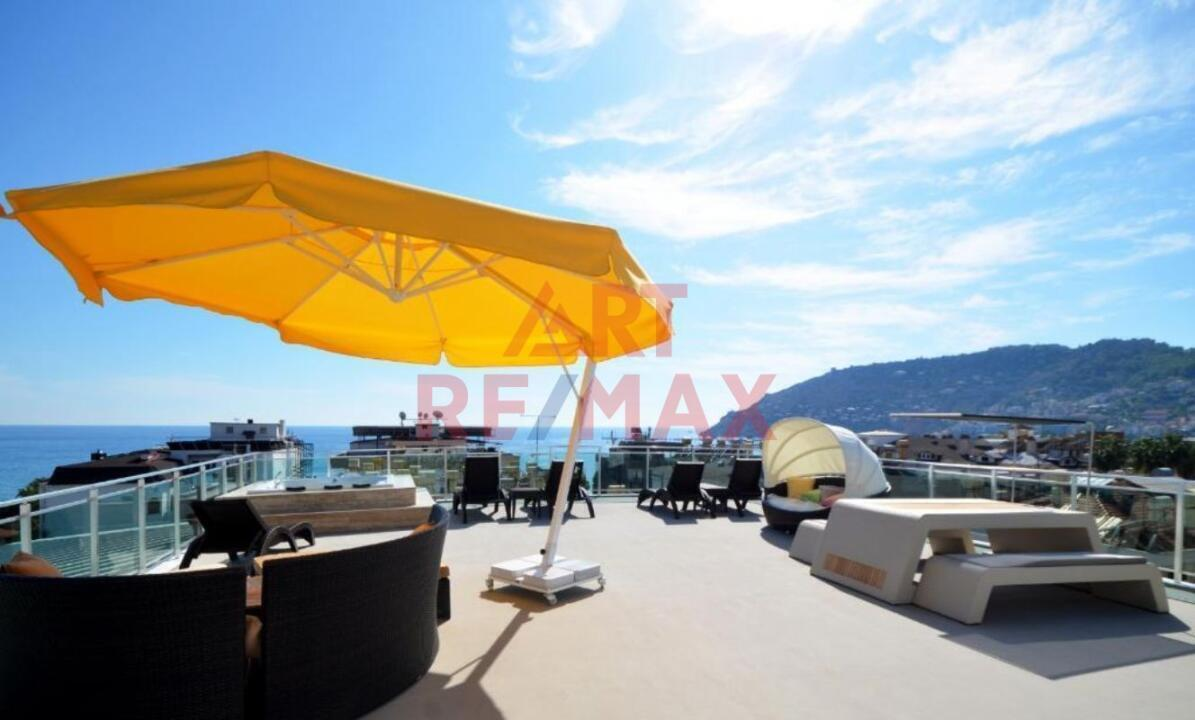 Apartment 2+1 for sale in Alanya / Appartement à vendre à Alanya
